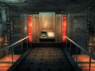 Vault-Tec HQ mainframe