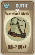 FoS Wasteland Medic Card