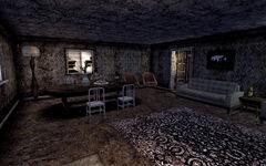 Hostetler home interior