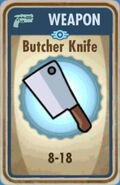 FoS Butcher Knife Card
