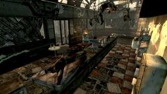 FO3 Grisly Diner interior