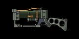 Laser rifle FoS