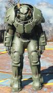 FO4 X-01 Military