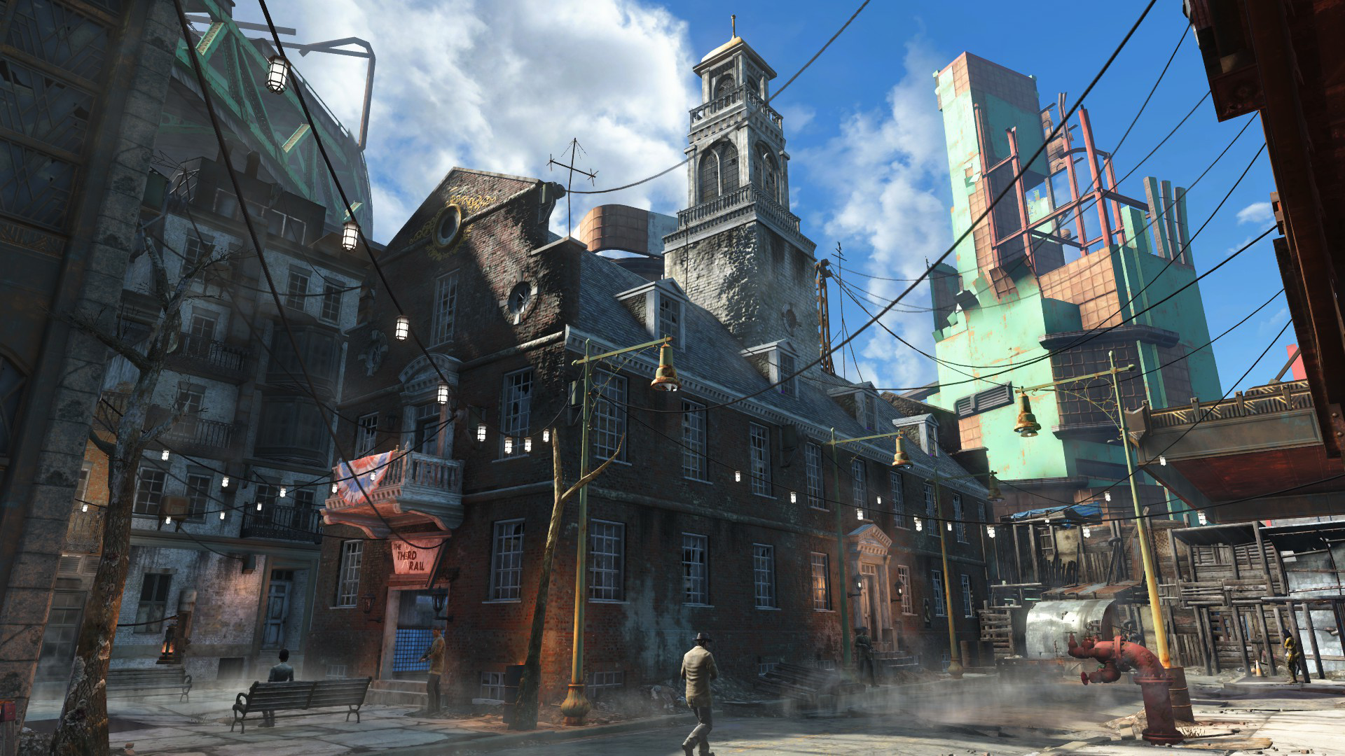 Image oldstatehouse fallout wiki fandom for Best house design fallout 4