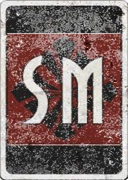 File:FNVDM Caravan card back - Sierra Madre.png