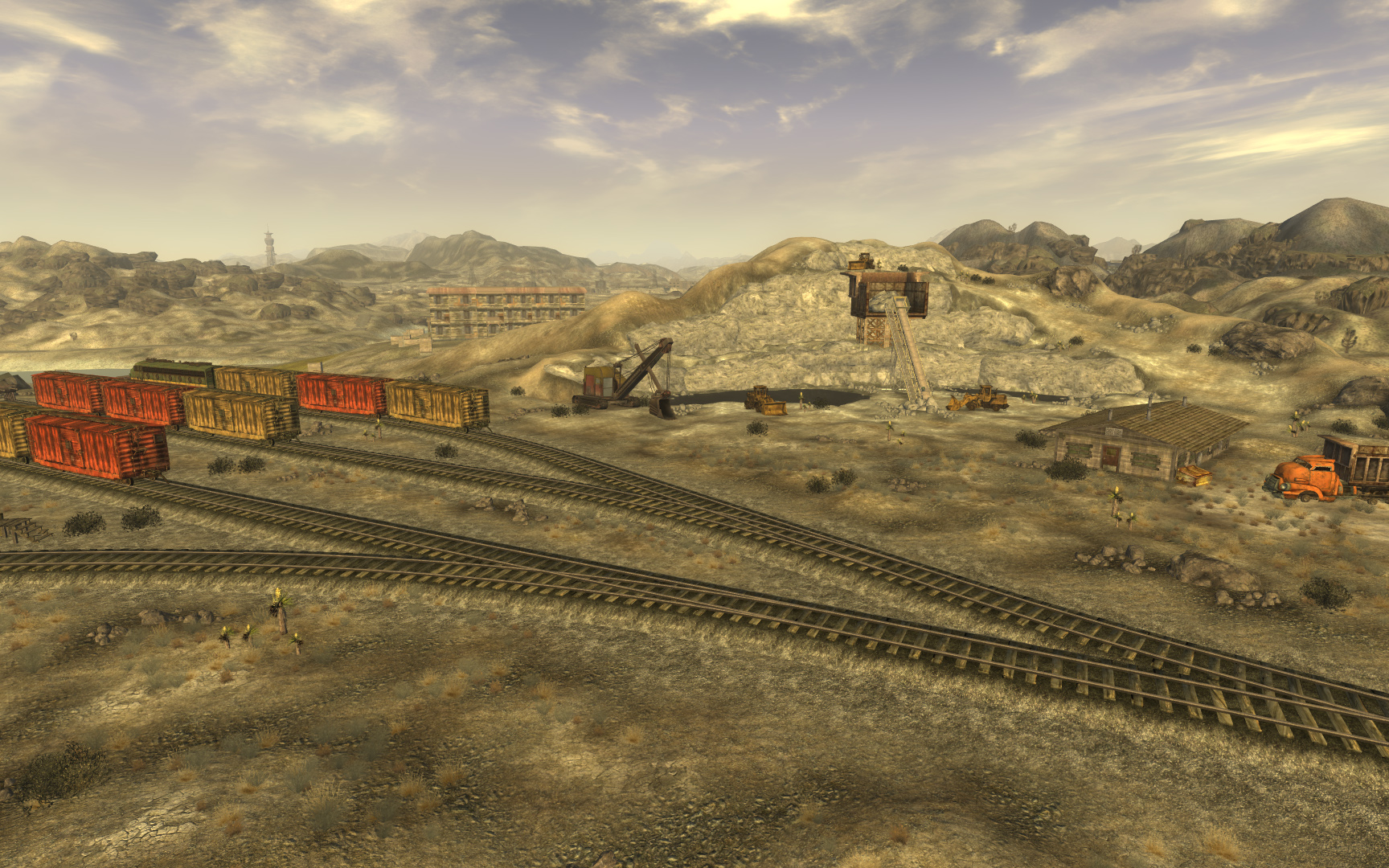 Gypsum train yard | Fallout Wiki | Fandom powered by Wikia