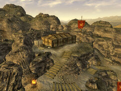 Legate's war tent