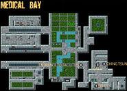 Secret Vault medical bay