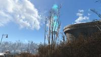 Fo4 Crashing UFO