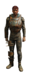 Fo4 Raider scavver