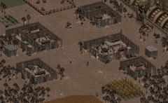 Fo2 Gecko Settlement interiors