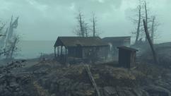 Longfellows cabin
