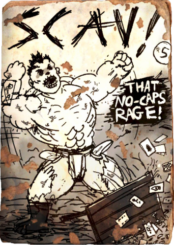 File:SCAV! Issue 5 That No-Caps Rage.png