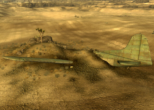 File:Crashed airplane.jpg