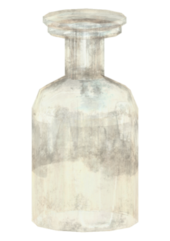 Lab bottle