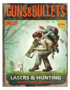 Guns and bullets lasers cover