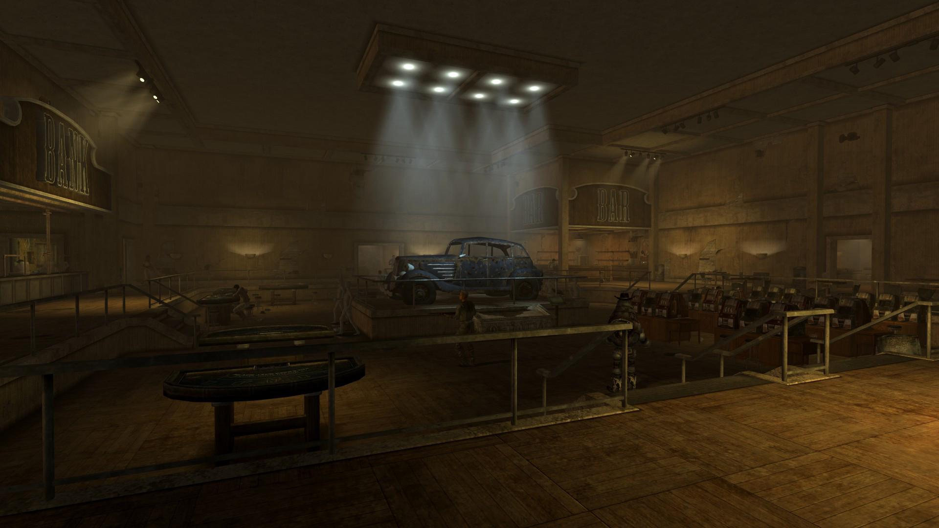Fallout New Vegas Казино Всегда В Выигрыше 3