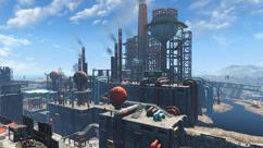 Corvega assembly plant Fallout 4