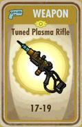 FoS Tuned Plasma Rifle Card