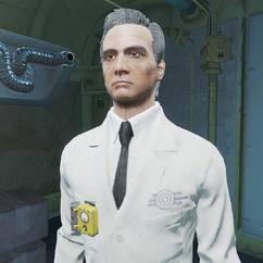 FO4 Vault-Tec doctor