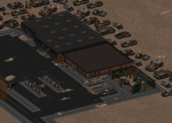 FO2 New Reno - Chop Shop