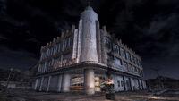 Vikki & Vance Casino - at night