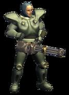 CZ25 Military Minigun