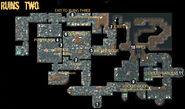 Secret Vault ruins two