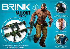 Brink Fallout Pack