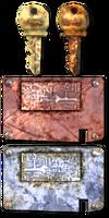 FNV Keys GECK