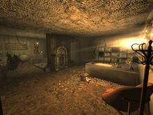 Radiation King interior