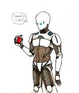 Blake the Robot