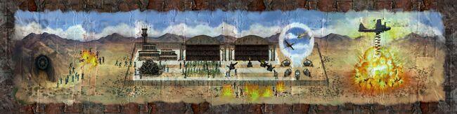 Boomer Museum Mural