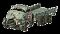 FNV Flatbed truck