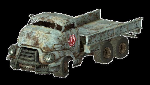 File:FNV Flatbed truck.png