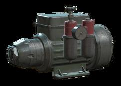FO4FH Pump Regulator