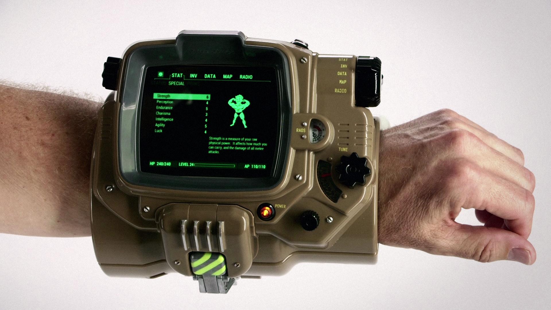 Fallout4 E3 PipEdition Fallout 4 Fallout