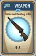 FoS Hardened Hunting Rifle Card