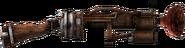 Plunger gun