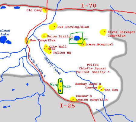 VB DD02 map Denver flowchart