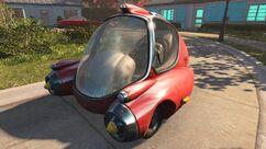 Fo4 Zip car