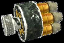 .44 magnum revolver cylinder