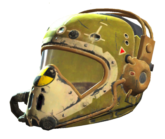 File:Yellow flight helmet.png