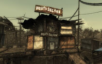 Moriarty's Saloon