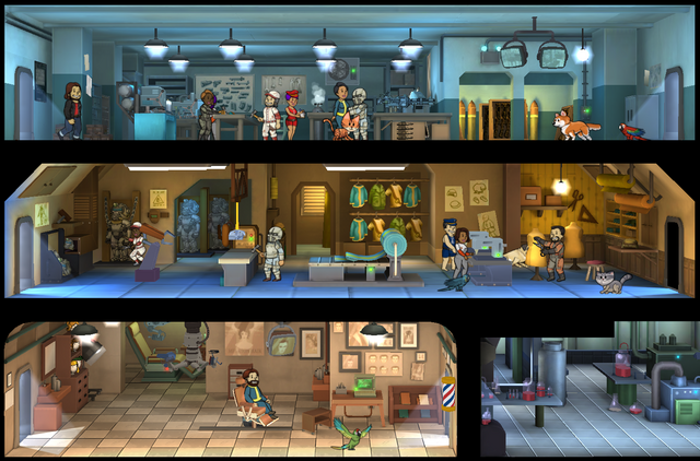 File:Fallout Shelter 1.4 Update Screenshot.png