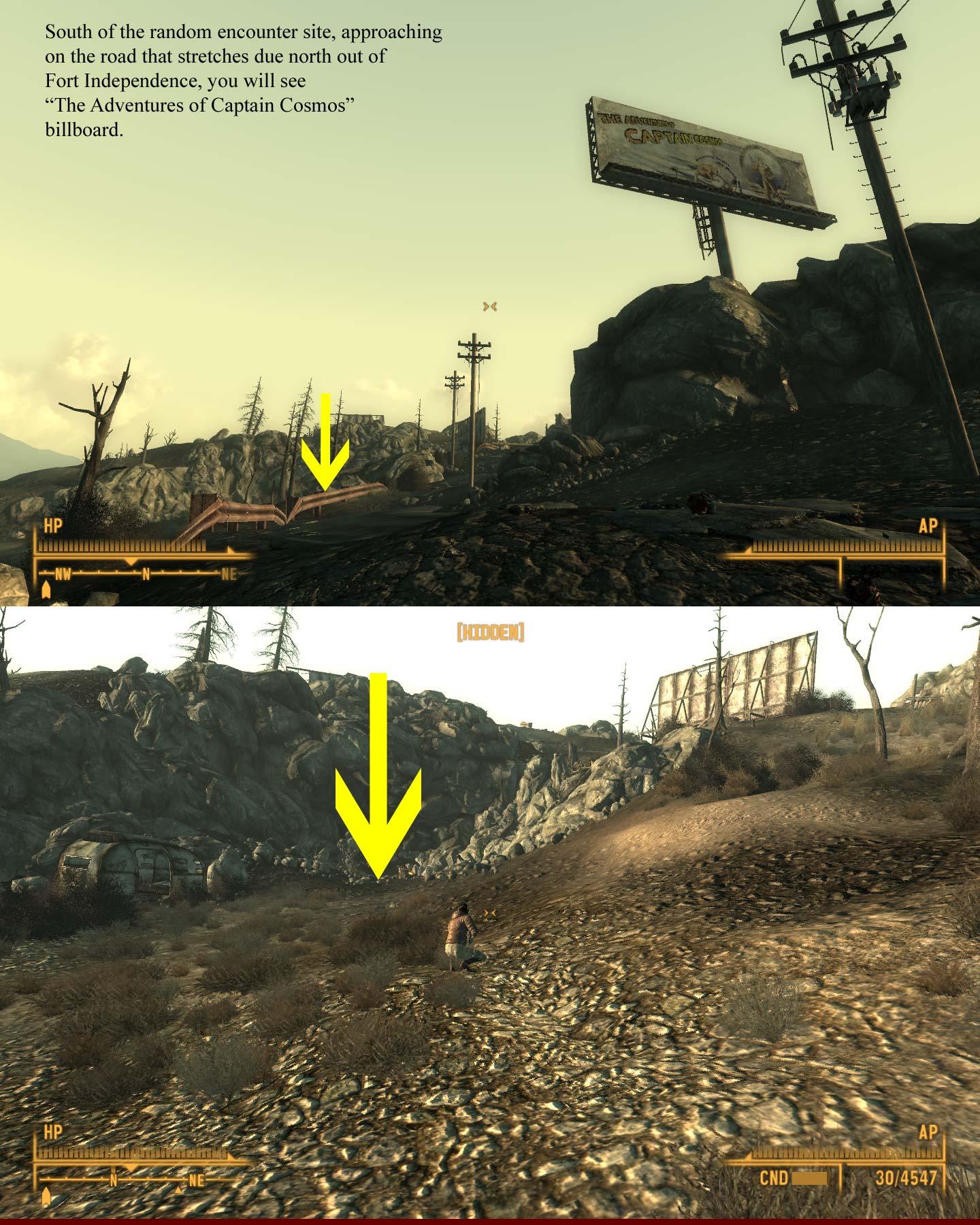 wiki fallout random encounters