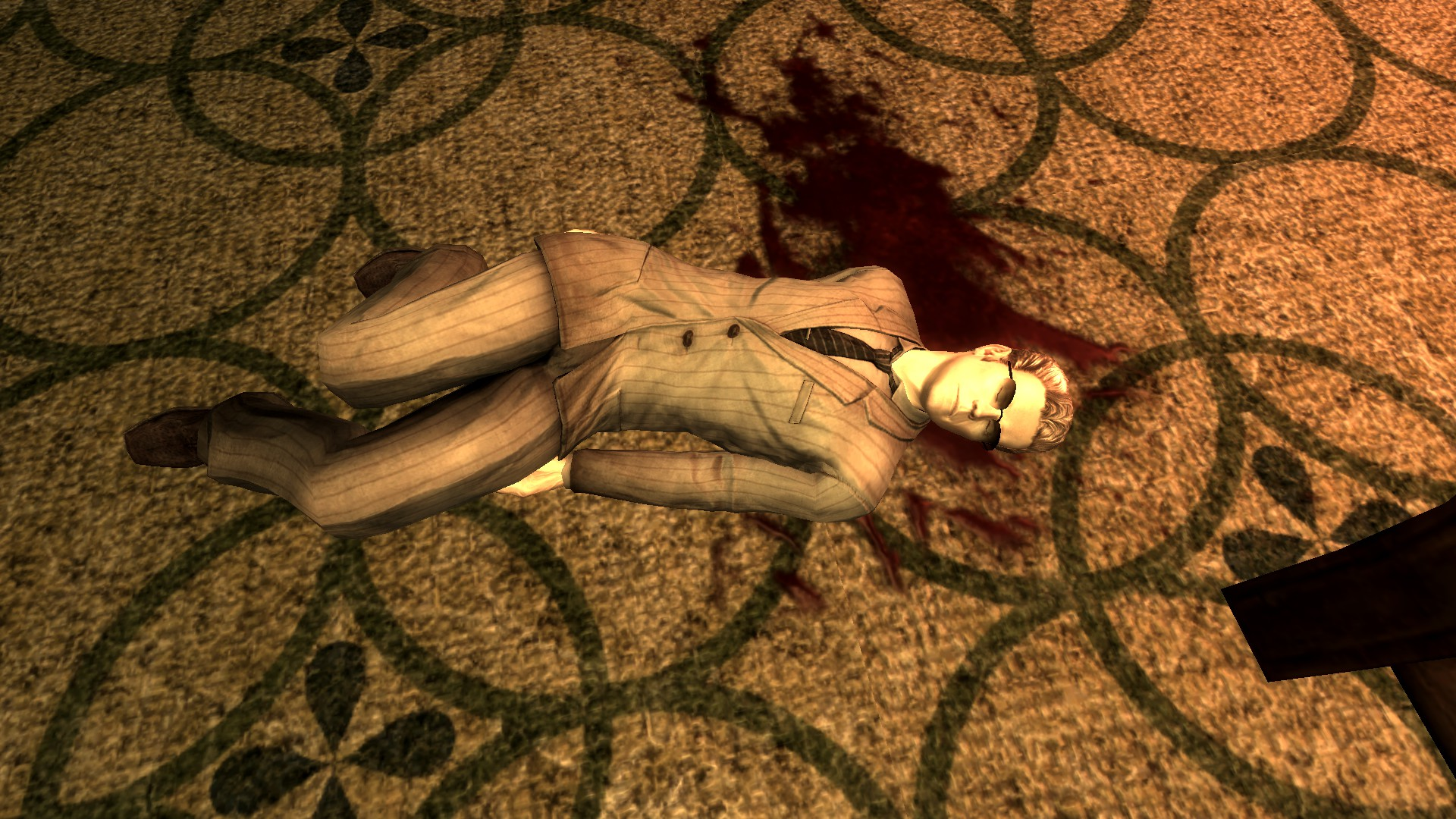 Звонок — Прохождение Fallout New Vegas - Bethplanet ru