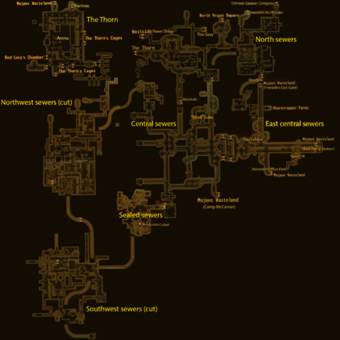 File:New Vegas sewers map.png