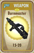 FoS Burnmaster Card
