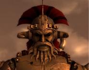 Legate Lanius (mask close up)